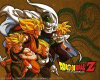 DBZ SSJ & Piccolo
