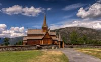 Norway_Lom_Stave_Church