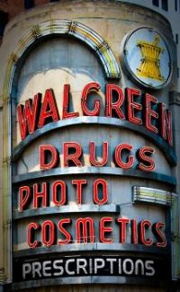 WALGREEN DRUGS PHOTO COSMETICS