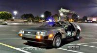 DeLorean #10515 at Puente Hills Mall
