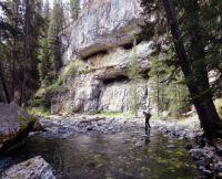 Pebble Creek trail, Yellowstone National Park