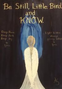 """""""BE STILL AND KNOW"""""""