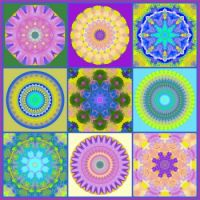Kaleido Collage Fun: Large