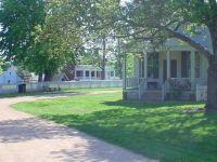 Appomattox Court House, Virginia, where the Civil War came to an end. . .