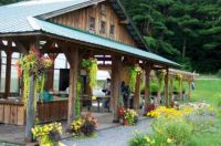 Theme: Farm Buildings - RiverBerry Farm Stand, Fairfax, Vermont