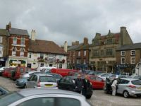 Thirsk Market Place - North Yorshire