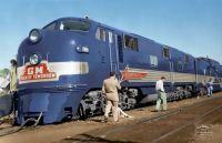 1947 - Train of Tomorrow