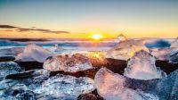 beautiful-4k-sea-ice-beach-landscape-sunset