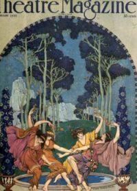 Theatre Magazine Cover 1922