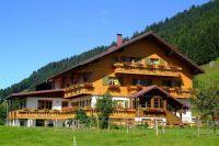 Alpine restaurant, Balderschwang, Bavaria, Germany