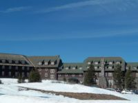 Crater Lake Lodge 2012