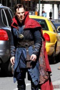 Benedict Cumberbatch: Marvel 3