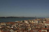 View over the Tagus