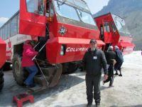 Our glacier driver