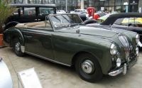 "Lagonda 3-Litre ""Tickford"" Drophead Coupé (1954-1956)"