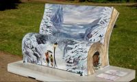 Book Bench in London