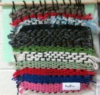 Austin's weaving