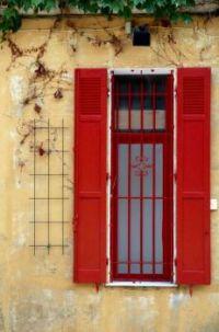 A Window in Grimaud