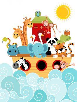 Noah's ark...