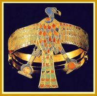 Ancient Egyptian Bracelet at the Cairo Museum