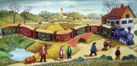 Train by Mihai Dascalu