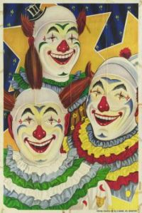 Vintage Circus Posters – 5