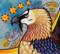Bearded Vulture as Totem