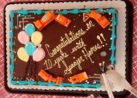 cake for Tom