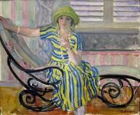 Henri Lebasque (French, 1865–1937), The Cigarette
