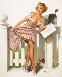 Vintage-Pin-Up-Girls