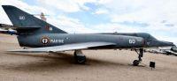Dassault Étendard IVM. Pima Air and Space Museum.