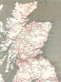 Scotland's railways - 50 years ago