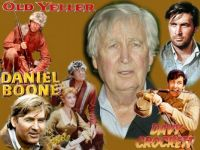 Fess Parker (1925 - 2010) - King of the wild frontier!
