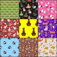 Dog patterns 4