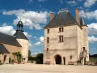 Castle of Chamerolles, France #2