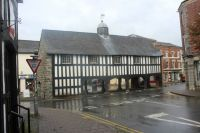 Old Market Hall - Llanidloes