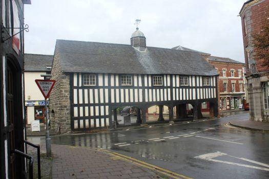 Old Market Hall - Llanidloes