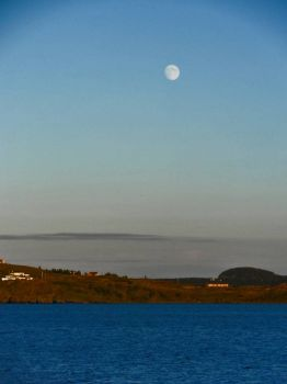 Amost Blue Moon - Aug 20th - Bay Roberts, NL