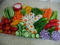 flowery veg