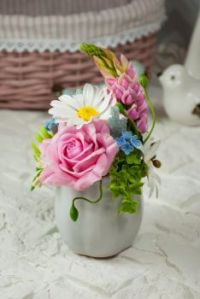 cup o flowers
