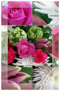 Bouquet Mosaic