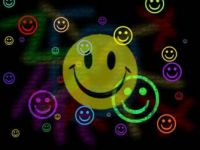 Rainbow Smileys
