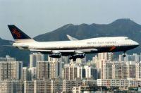 747 approach Kai Tak