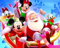 Disney Christmas Cartoon Pictures (6)