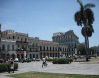 Square in Havana, Cuba (taken in 2011)