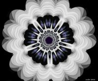 Digital blossom.