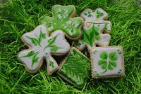 COOKIES-ST. PATS DAY