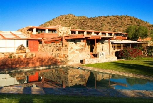 Frank Lloyd Wright, Taliesin West
