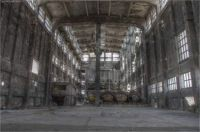 im Zementwerk Rüdersdorf