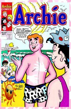 Archie #427 Summer Fun